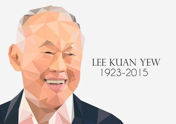 Condolences on the Passing of the Late Mr. Lee Kuan Yew